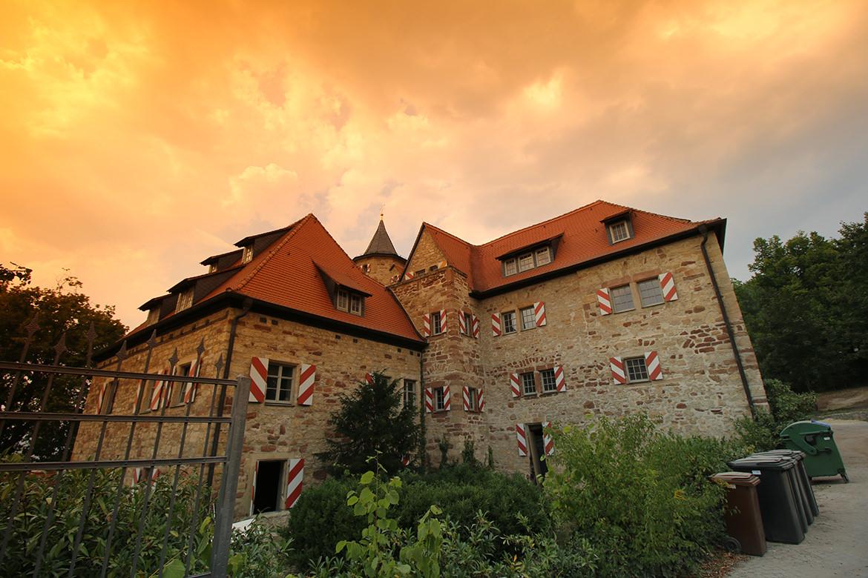 Schloss in Alt-Lobeda