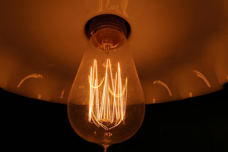 Alte Glühbirne