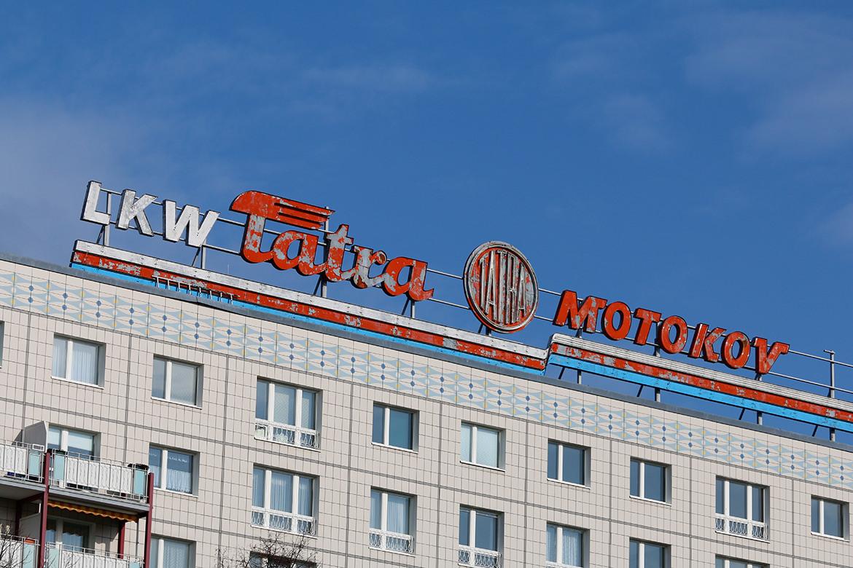 LKW Tatra Motokov