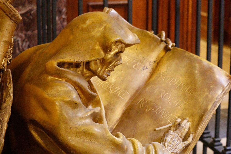 Skulptur im Berliner Dom