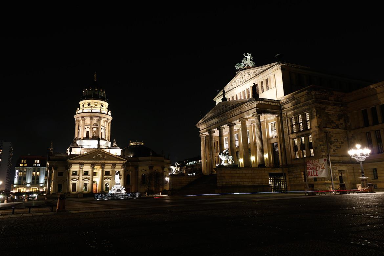 Konzerthaus Berlin & Deutscher Dom