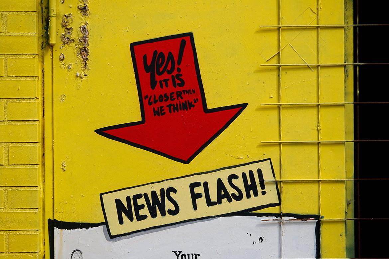 News Flash!