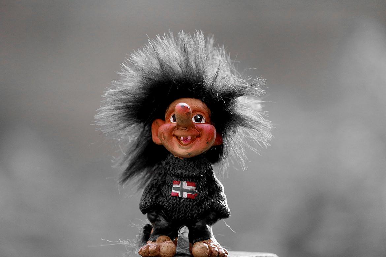 Norwegischer Troll