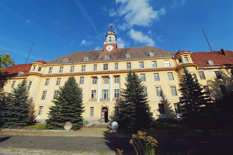 Die verbotene Stadt Wünsdorf