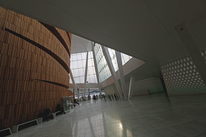 Opernhaus in Oslo