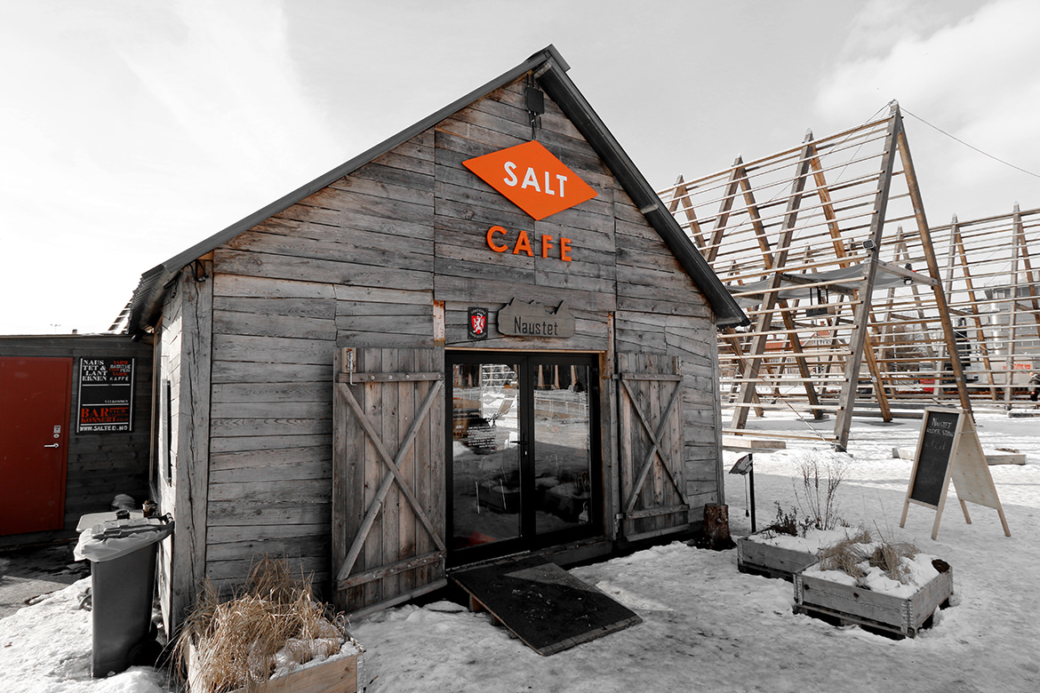Salt Cafe in Oslo