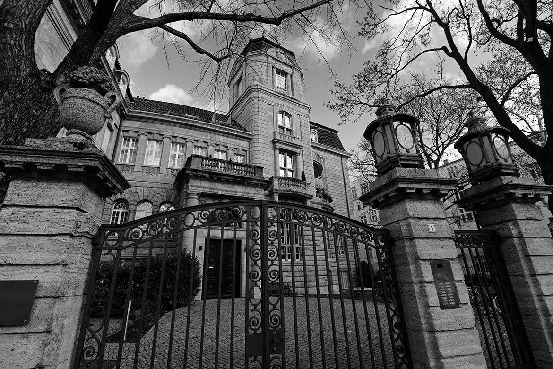 Ehemaliges Reichskriegsgericht in Berlin