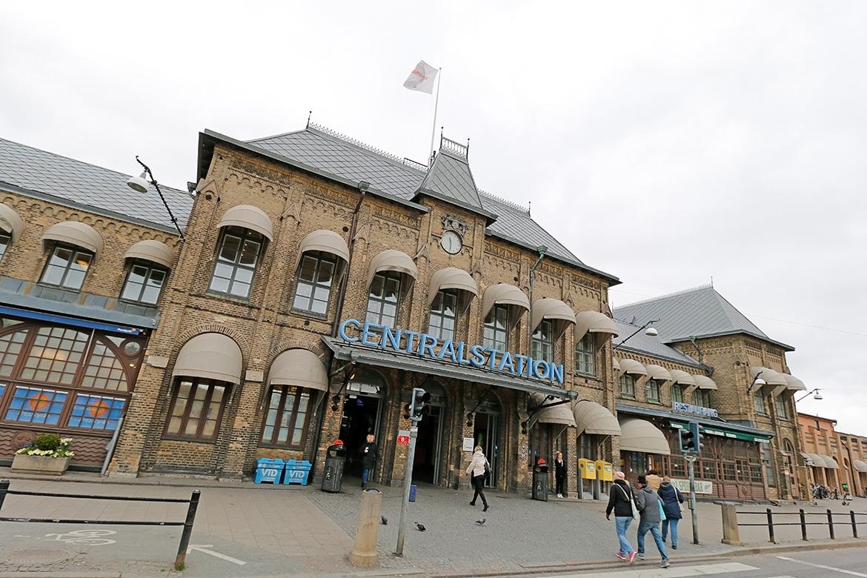 Hauptbahnhof Göteborg