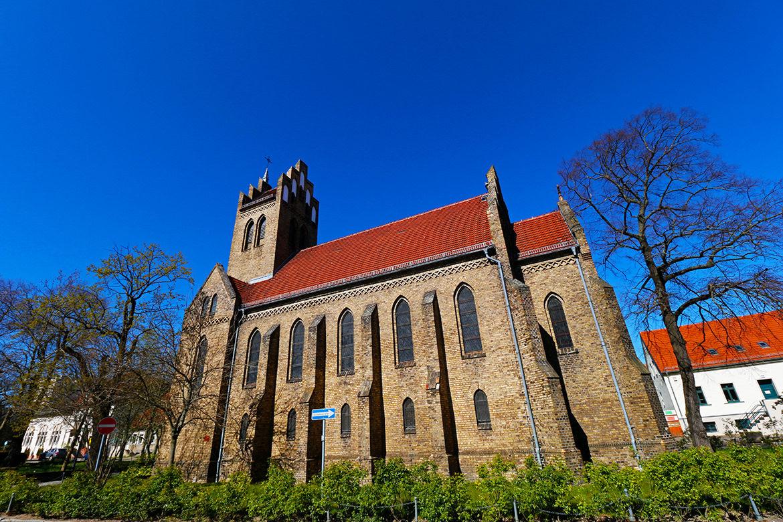 Dorfkirche Marzahn